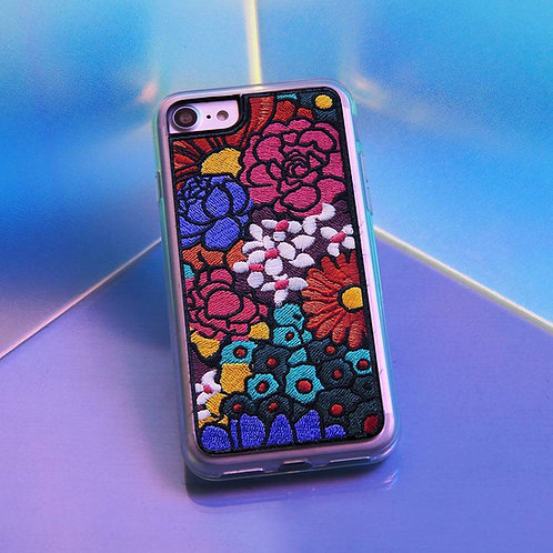 Woodstock Embroidered iPhone 7/8 PLUS Case