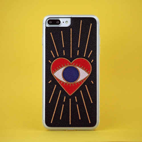 Visions Embroidered iPhone 7/8 Case