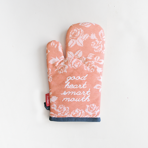 Smart Mouth Oven Mitt