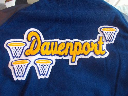Activity Symbols - Basketball Nets