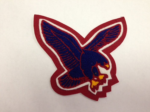 Mascot Patch - Parkview Baptist High School