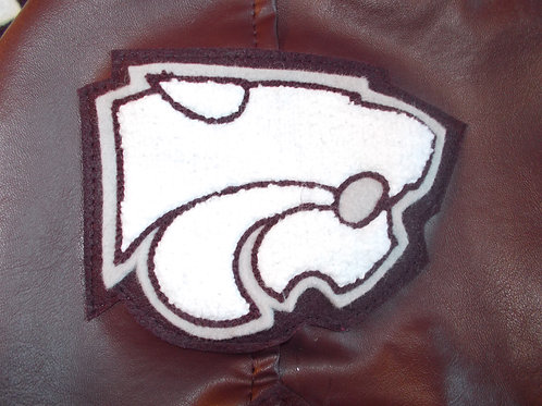 Mascot Patch - Central High Band/Color Guard