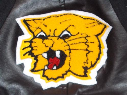 Mascot Patch - East St John High School