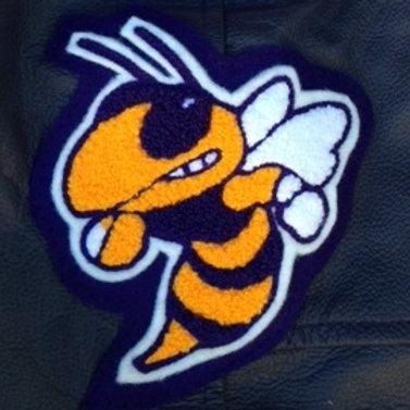 Mascot Patch - Denham Springs High School