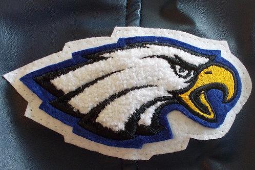 Mascot Patch - Live Oak High School