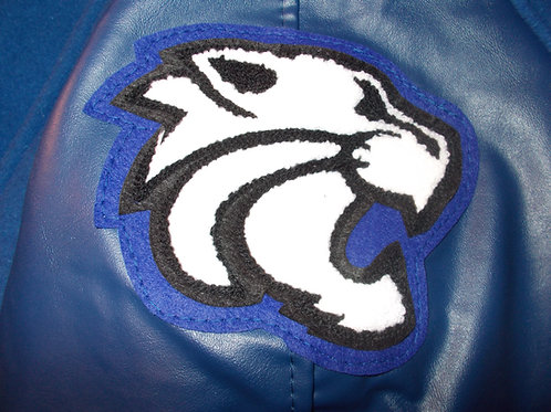 Mascot Patch - Varnado High School