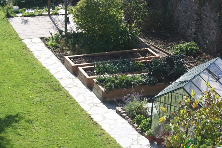 Garden design devon