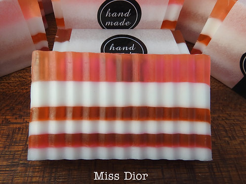 Miss Dior Luxury soap - Handmade