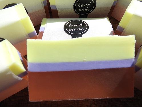 Passionfruit & Papaya Luxury Handmade Soap
