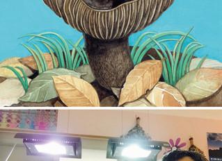 『珍菌まかふしぎなきのこたち』出版記念 マニアックトーク 珍菌ナイト&水草水槽のせかい