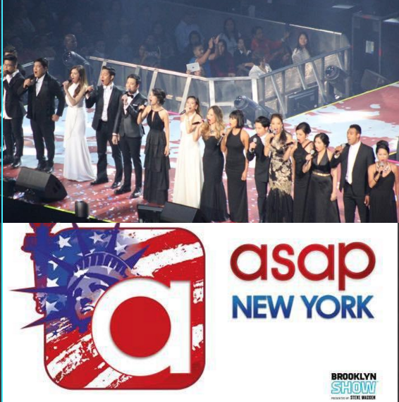 ASAP Live in New York