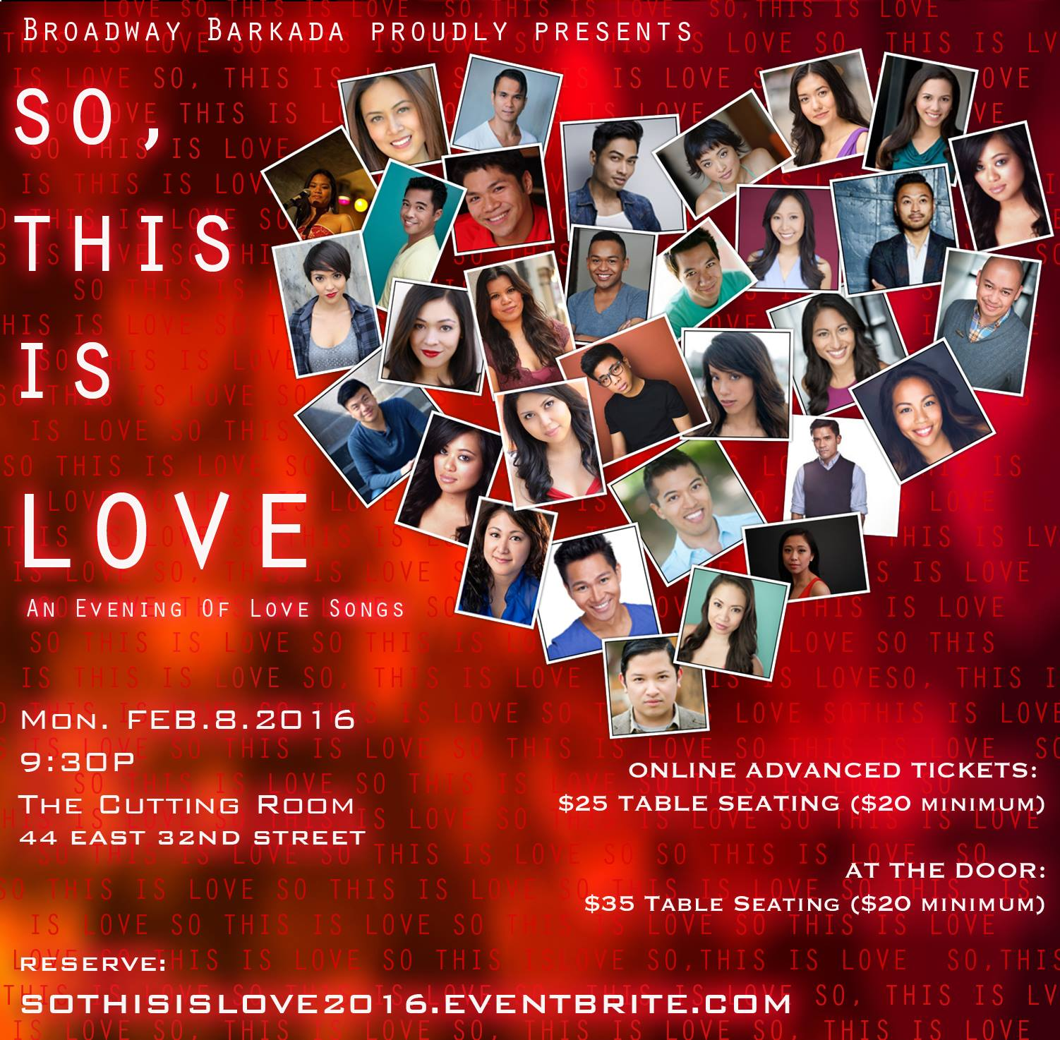 """So This Is Love"" Concert"