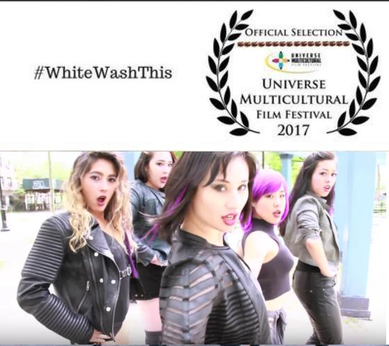 #WhiteWashThis Music Video