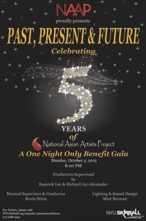 NAAP 5th Anniversary Gala