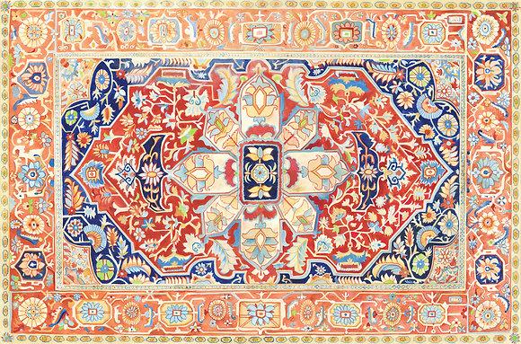 """""""Serapi"""" © Floor Mat"""