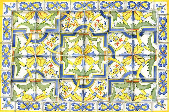 """""""Sevilla"""" © Rectangular Placemats"""