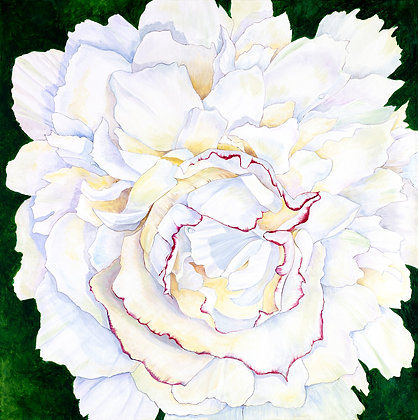 """Peony"" © Square Placemat"