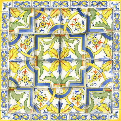 """""""Sevilla"""" © Square Glass Cutting Board"""