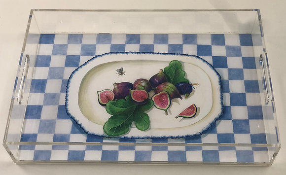 """Fig"" © Lucite Tray"