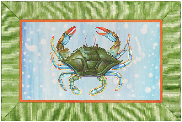 """Crab"" © Floor Mat"