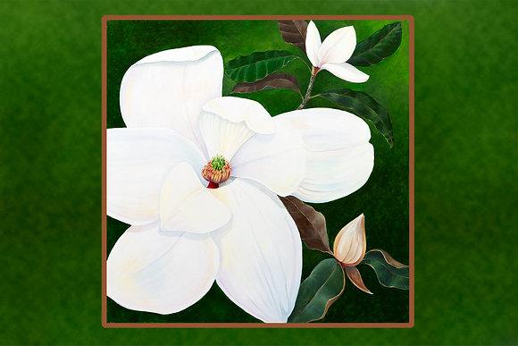 """""""Magnolia"""" © Floor Mat"""