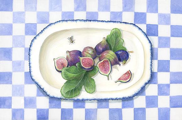 """""""Fig"""" © Floor Mat"""