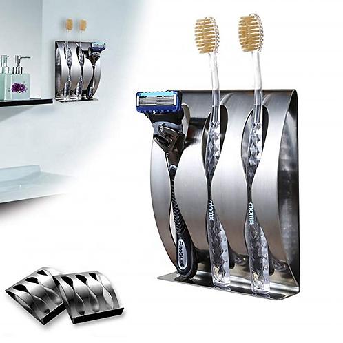 מעמד למברשות שיניים \ סכיני גילוח