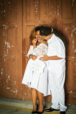 Engagement/Save the Date Portrait