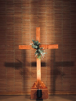 Large wooden cross rental Nashville