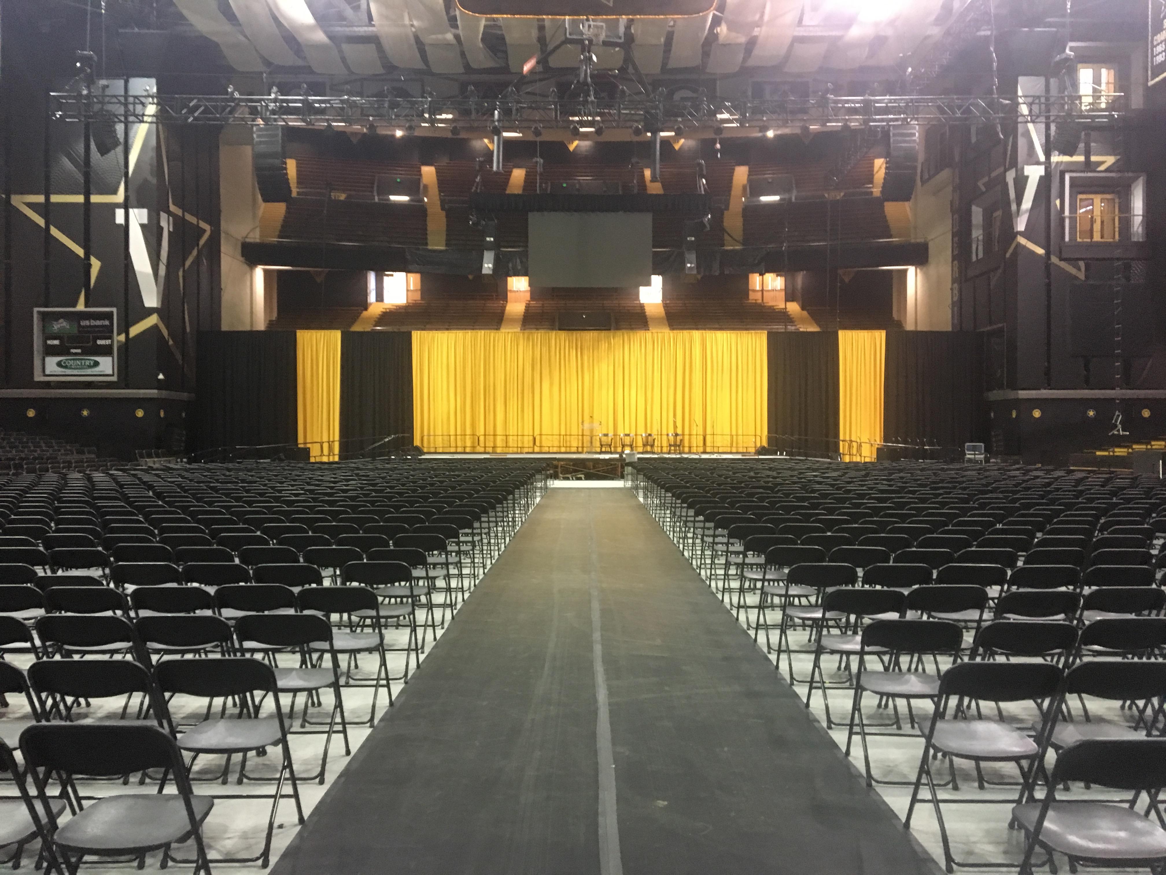 Vanderbilt University Graduation 2017