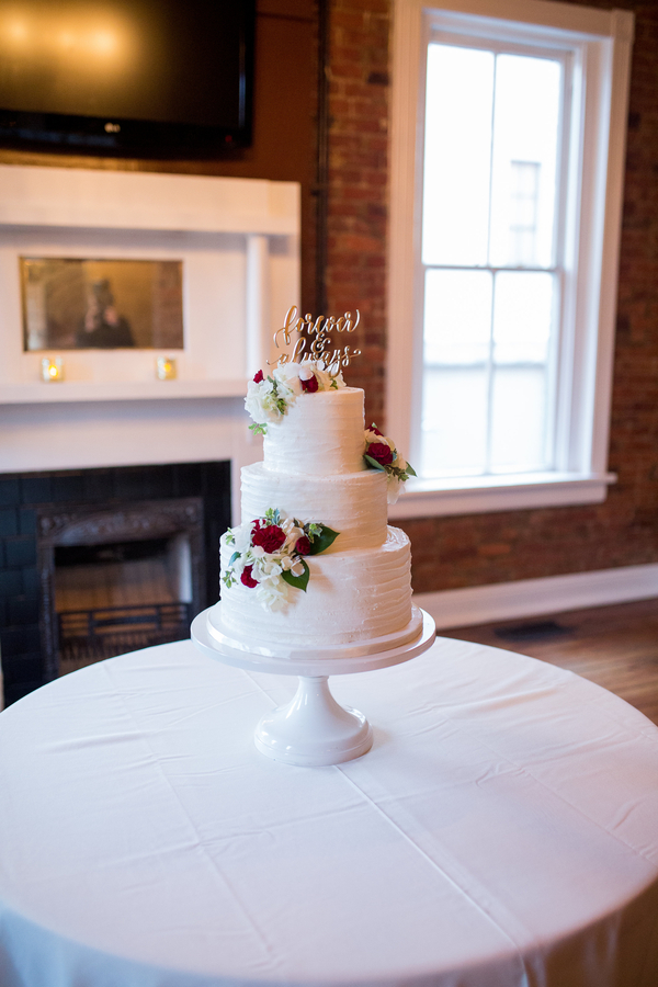 Anna Glass Photography cake