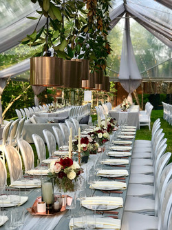 Cheekwood silver drape tent 2