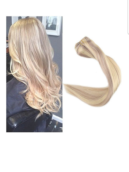 #18 Clip in extensions