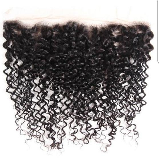 HD Kinky Curly Frontal