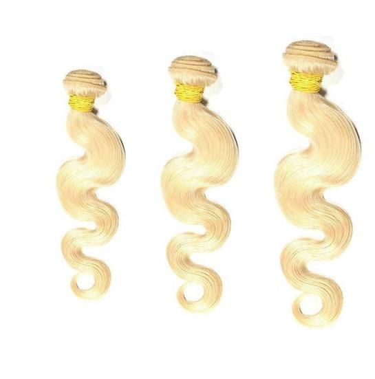 Brazilian Blonde Body Wave Bundles