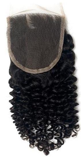 Brazilian Kinky Curly Closure