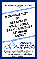 Page 1 - 8 tips to alleviate your back t