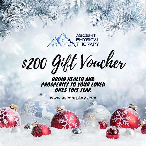 $200 Gift Voucher