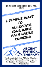 6 Simple ways to alleviate your knee pai