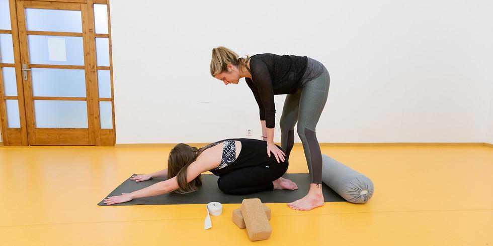 Akreditovaný kurz - Instruktor jógy