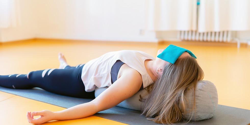 Vybrané relaxační techniky a jejich praxe v jógových lekcích
