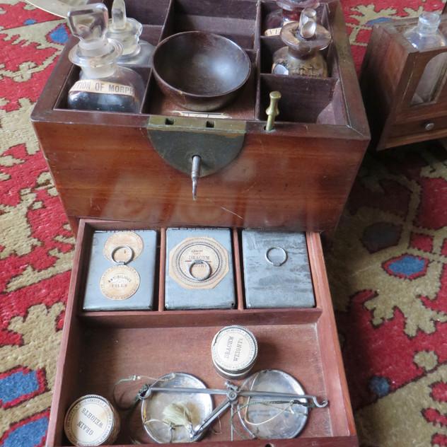Apothecarists Box, 1800's