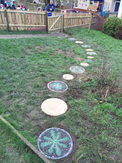 Ilfracombe Forest School Pathway