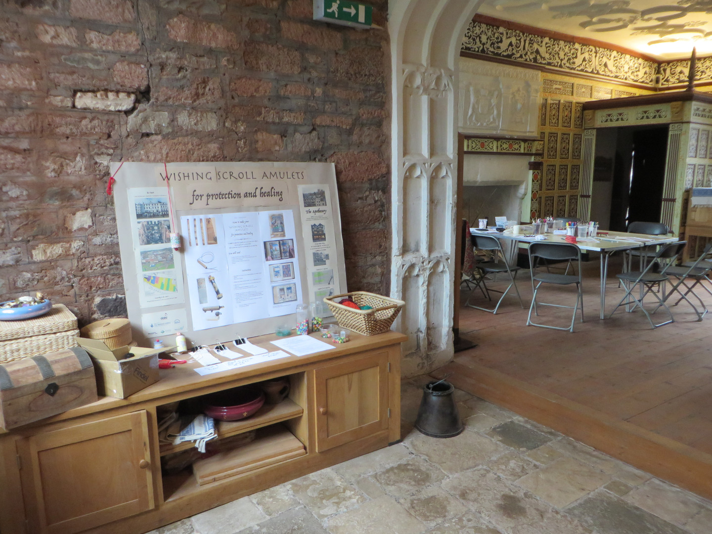 Re-Boot Drop-in Family Workshop at St Nicholas Priory