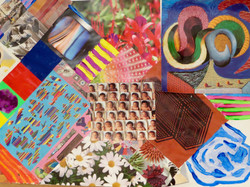 'Paolozzi'inspired Collage