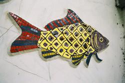 'Animal Park' Mosaic - the Perch