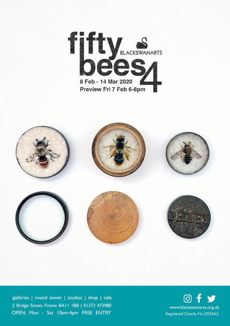 FIFTY BEES: The Interconnectedness of All Things