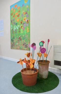 Exhibition at Hemyock
