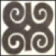 'Courage' Adrinka Symbol