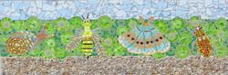 Exeter St Thomas 'Mini Beast' Mosaic
